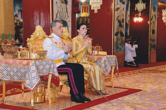 Король тайланда маха вачиралонгкорн рама x