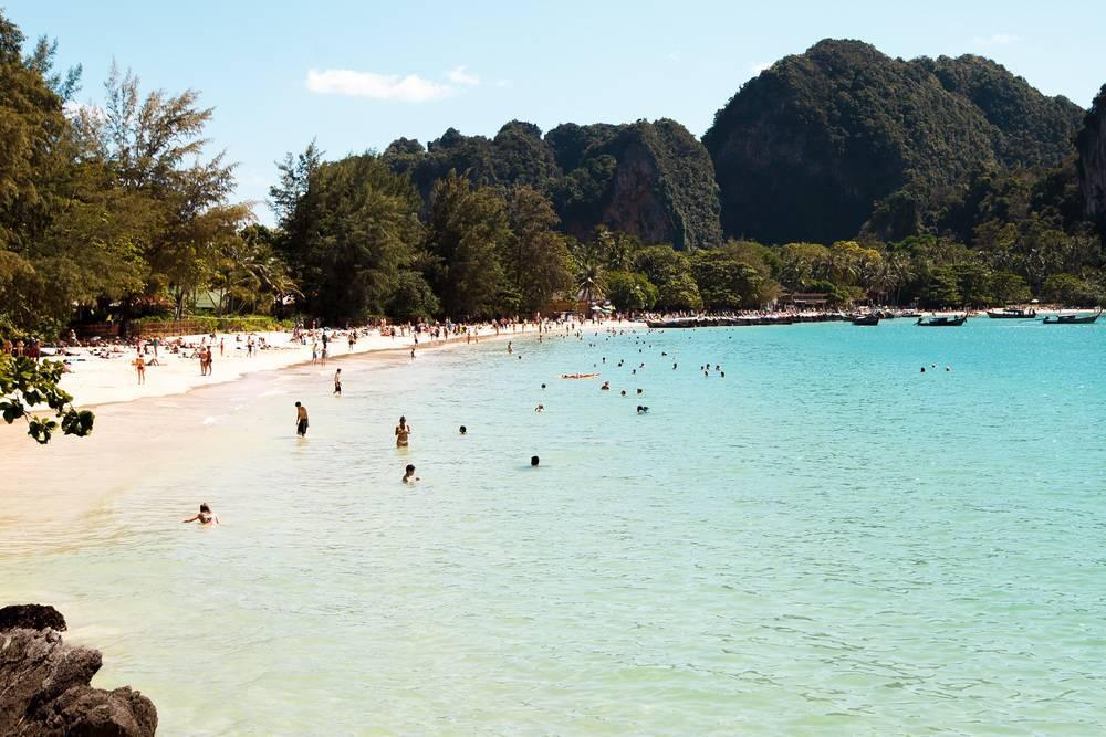 Ао нанг — самый популярный курорт краби