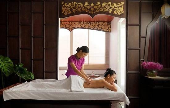 Pattaya spa