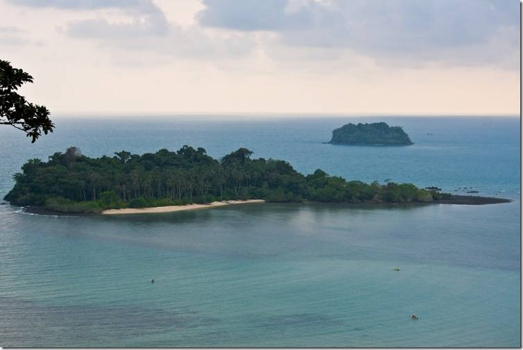 С ко-чанга на ко-куд: тур по островам на востоке таиланда