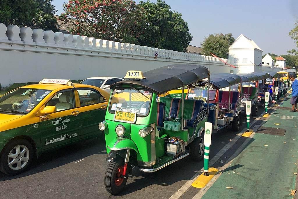 Трансфер из суварнабхуми аэропорт - ☭ свой человек в бангкоке
