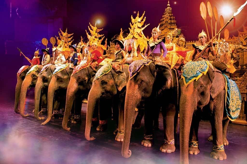 Шоу фантазия пхукета, пхукет (таиланд): история, фото, как добраться, адрес на карте и время работы в 2021 - 2022