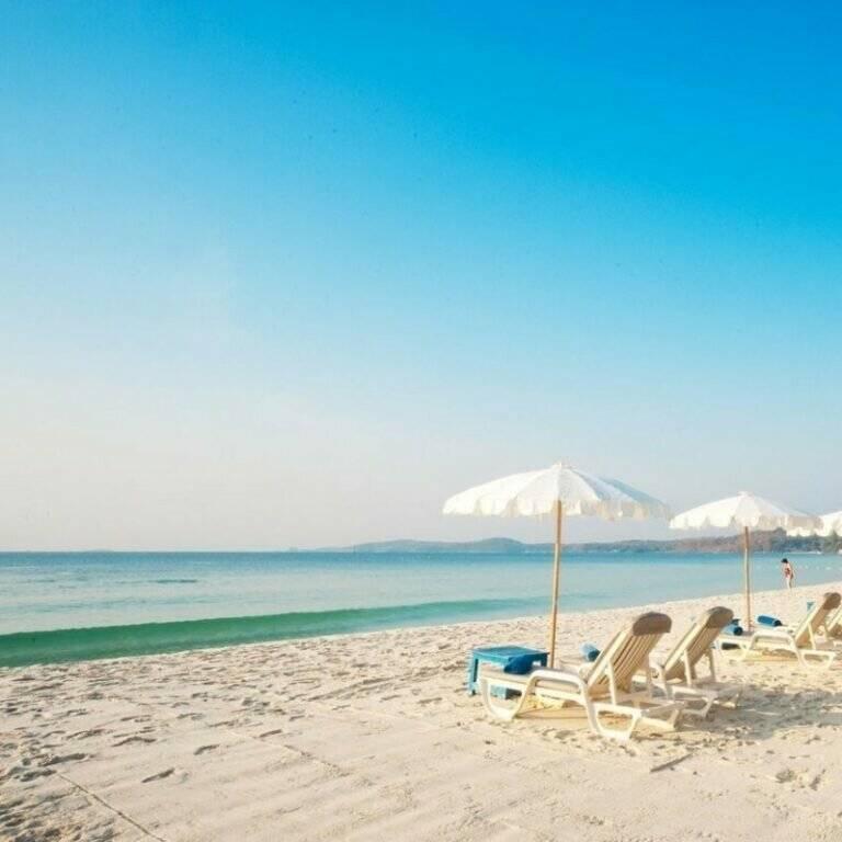Военный пляж в паттайе: ???? обзор и интересные факты ????