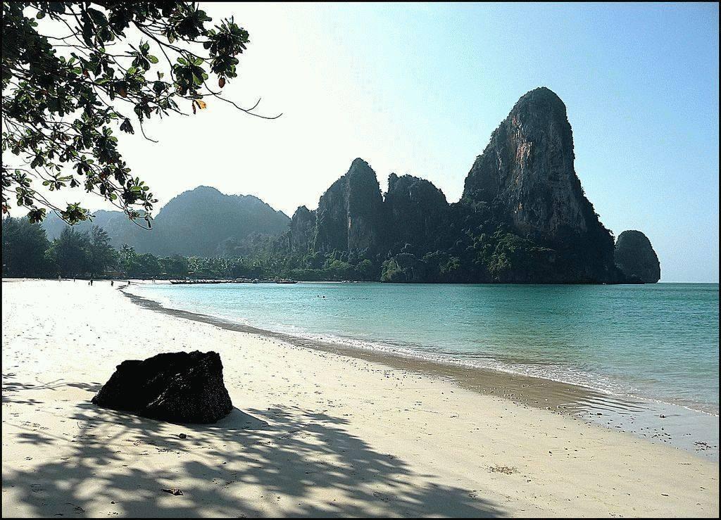Ао нанг (ao nang beach) - популярный пляж тайланда