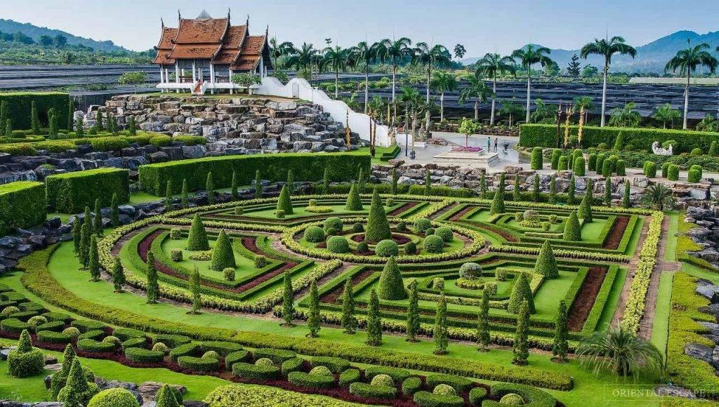 Тропический парк нонг нуч в паттайе (самостоятельно или экскурсией?)