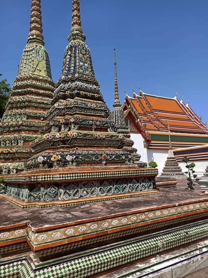 Храмы бангкока. самые интересные храмы столицы таиланда