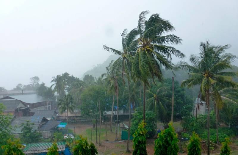 Сезон дождей в тайланде - пхукет, паттайя, самуи, бангкок