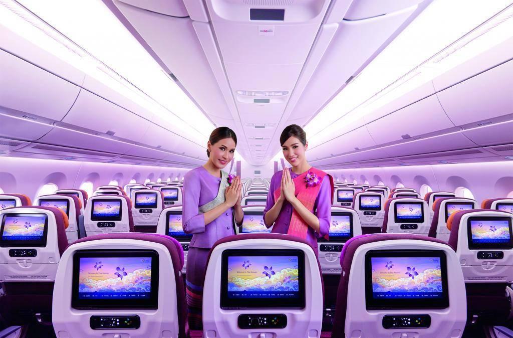 Что брать в самолет до тайланда