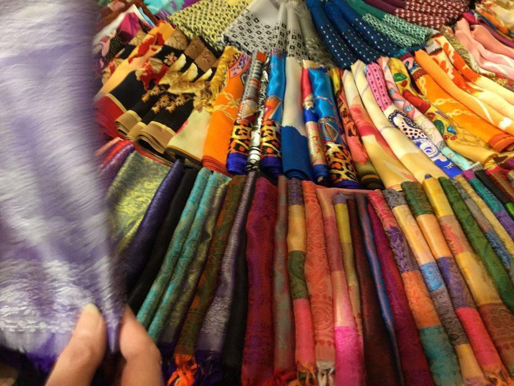 Тайский шелк - thai silk