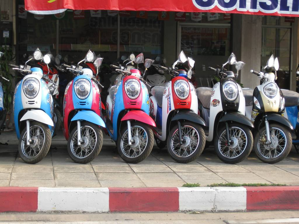 Двухколесный мир таиланда. | путешествия на мотоцикле и не только
