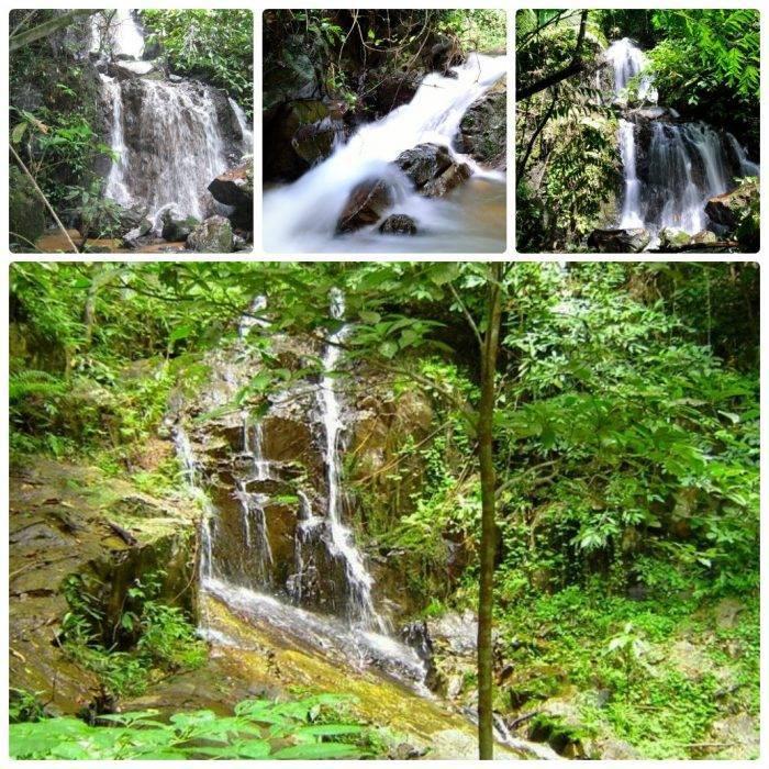 Водопады пхукета - описание, фото, карта