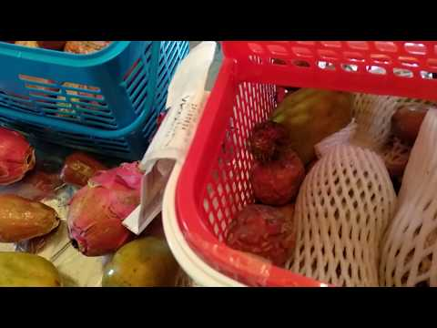 Как вывезти фрукты из таиланда
