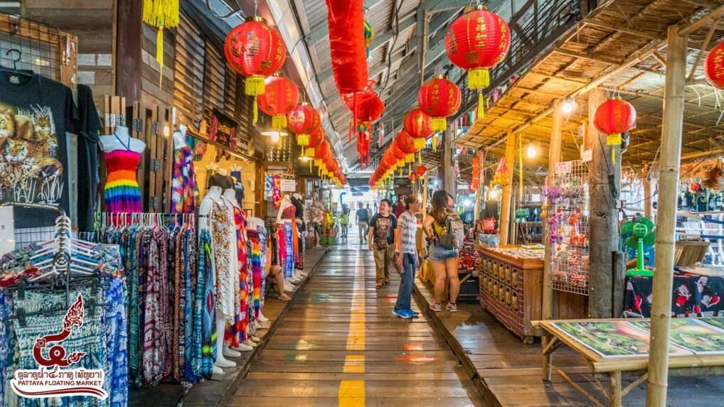 Шоппинг в паттайе — что привезти и где покупать, рынки и аутлеты паттайи
