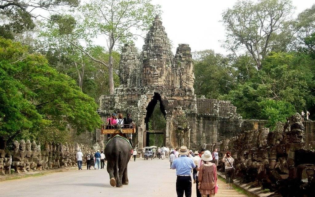Все способы как добраться из тайланда в камбоджу