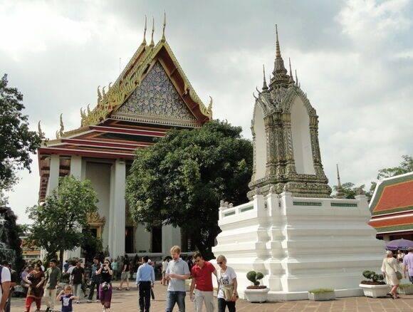 Девять самых интересных храмов бангкока