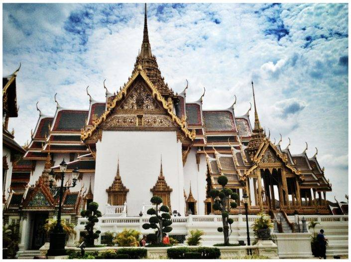 Центральный регион тайланда