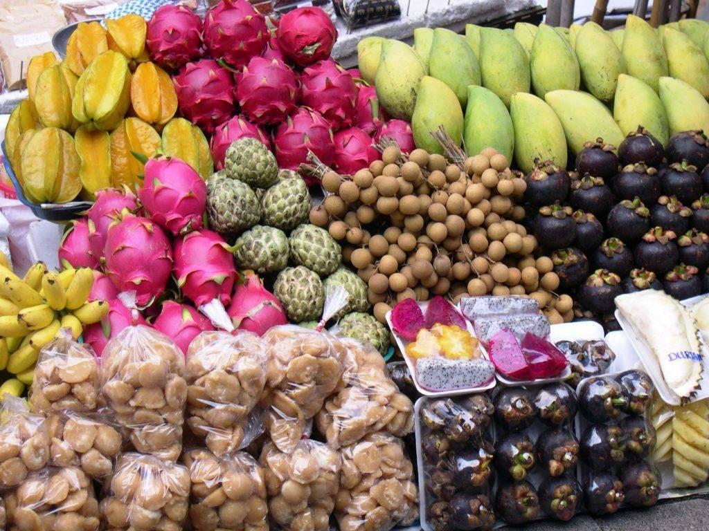 Как везти фрукты из таиланда в россию в 2020: сколько можно взять в самолет и как их правильно упаковать?