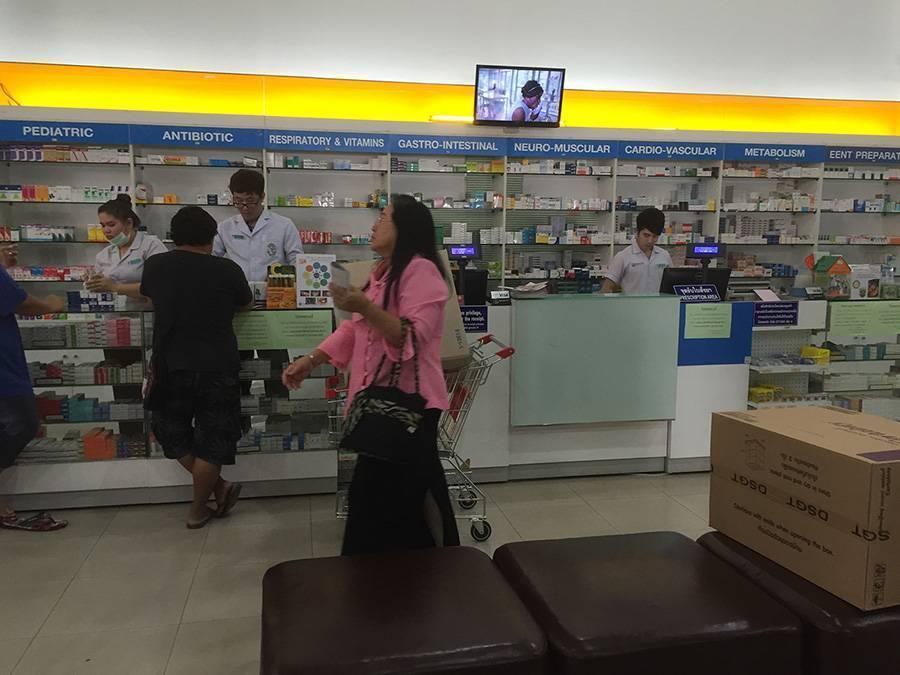 Лекарства в тайланде - тайские аналоги в аптеках, что взять с собой | гид по пхукету