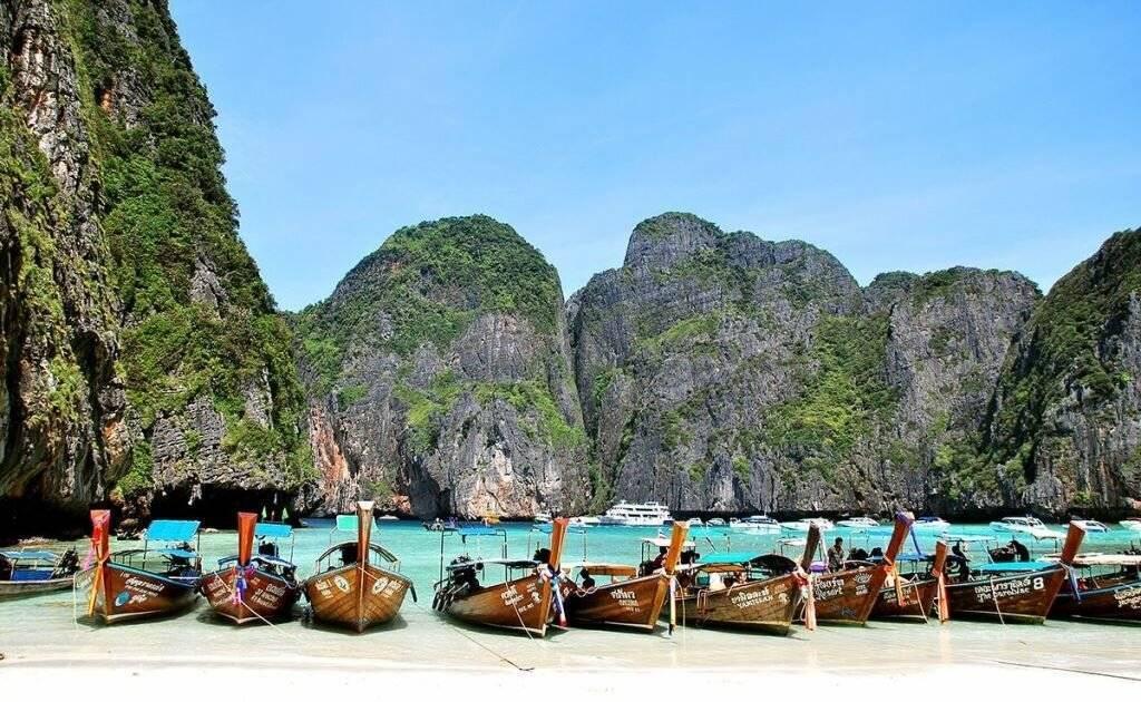 Острова тайланда — куда лучше поехать