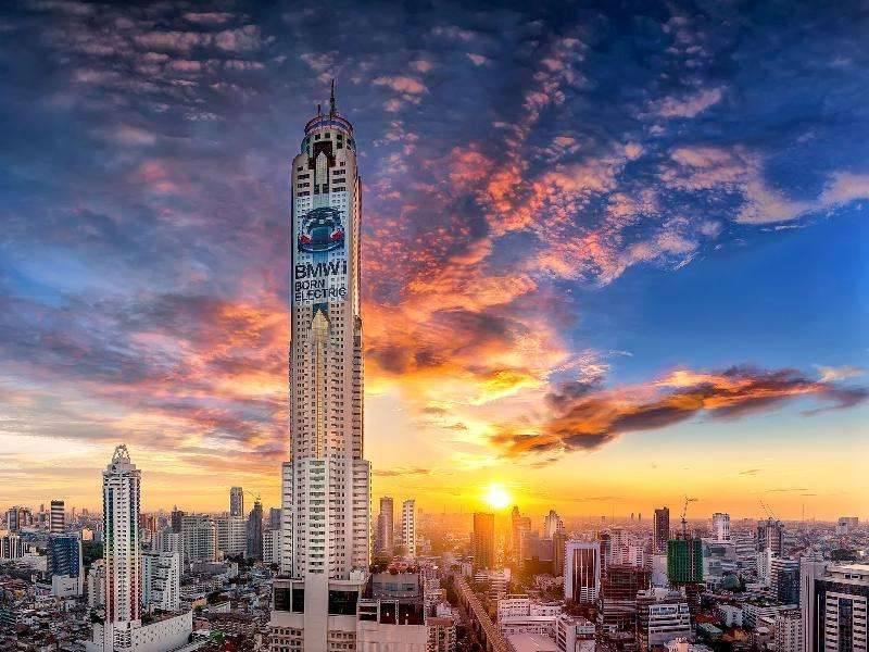 Байок скай бангкок - отзывы про отель и советы туристам