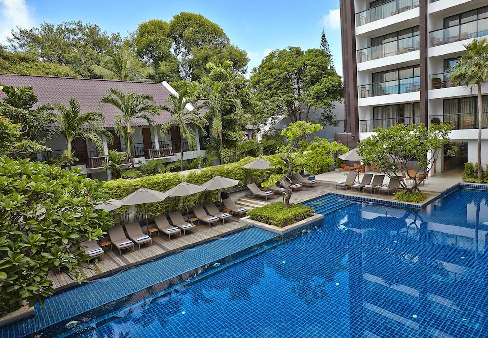 Woodlands suites service residence hotel in pattaya thailand / official website