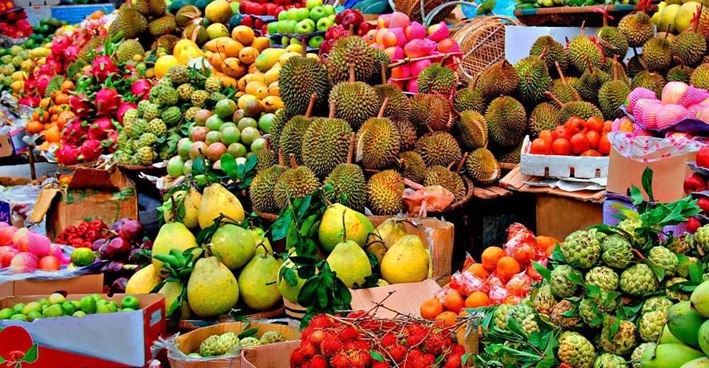 Как вывезти фрукты из таиланда | какие фрукты привезти