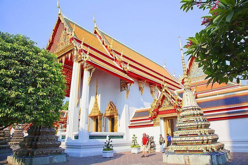Путеводитель по храмам бангкока