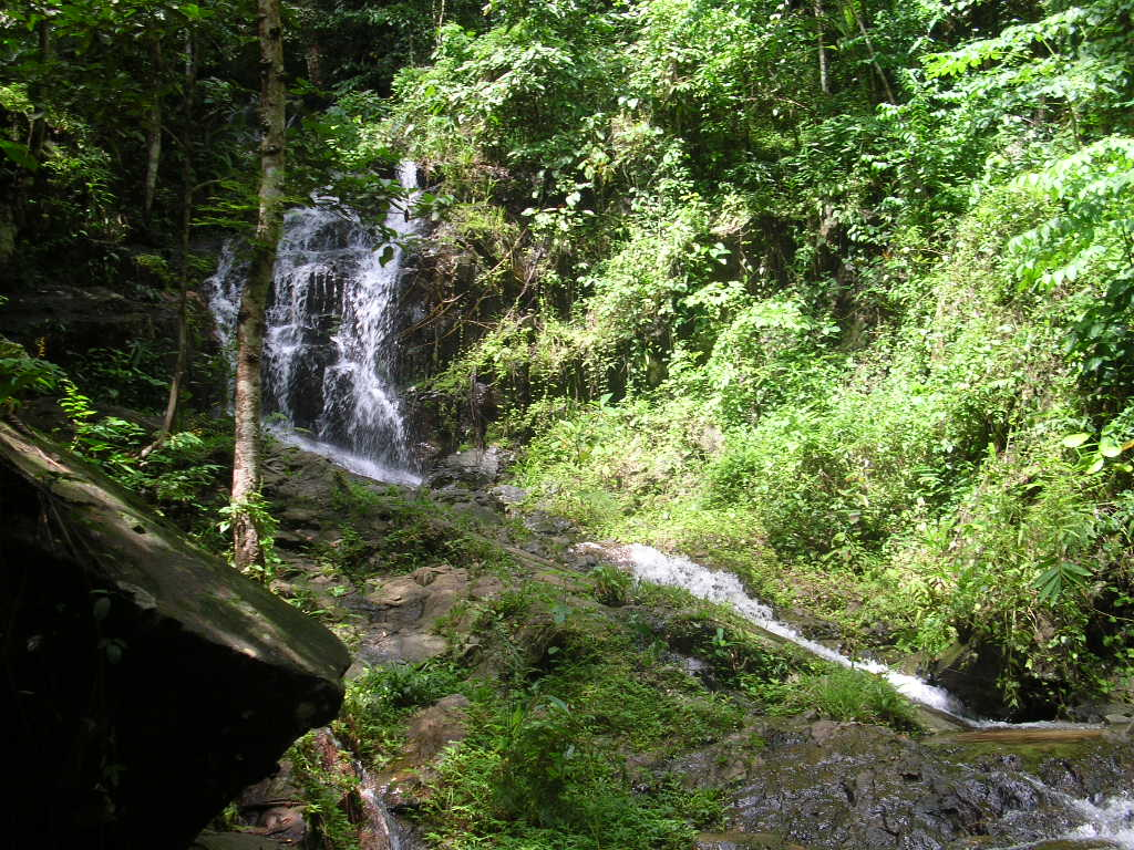 Водопад кату на пхукете: маршруты, фото, советы путешественникам