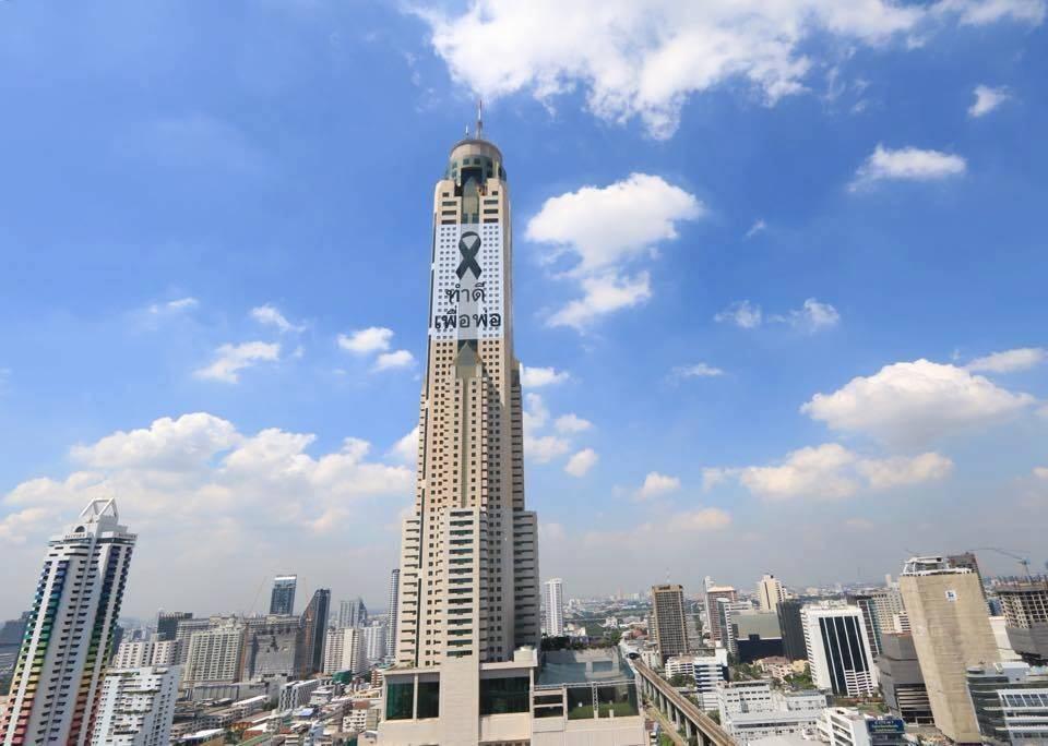 Байок скай (baiyoke sky hotel) — самый высокий отель в бангкоке