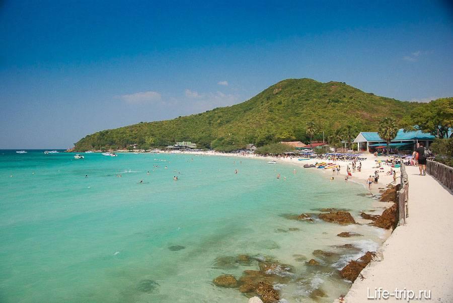 Остров ко лан, паттайя: всё о курорте, фото и пляжи
