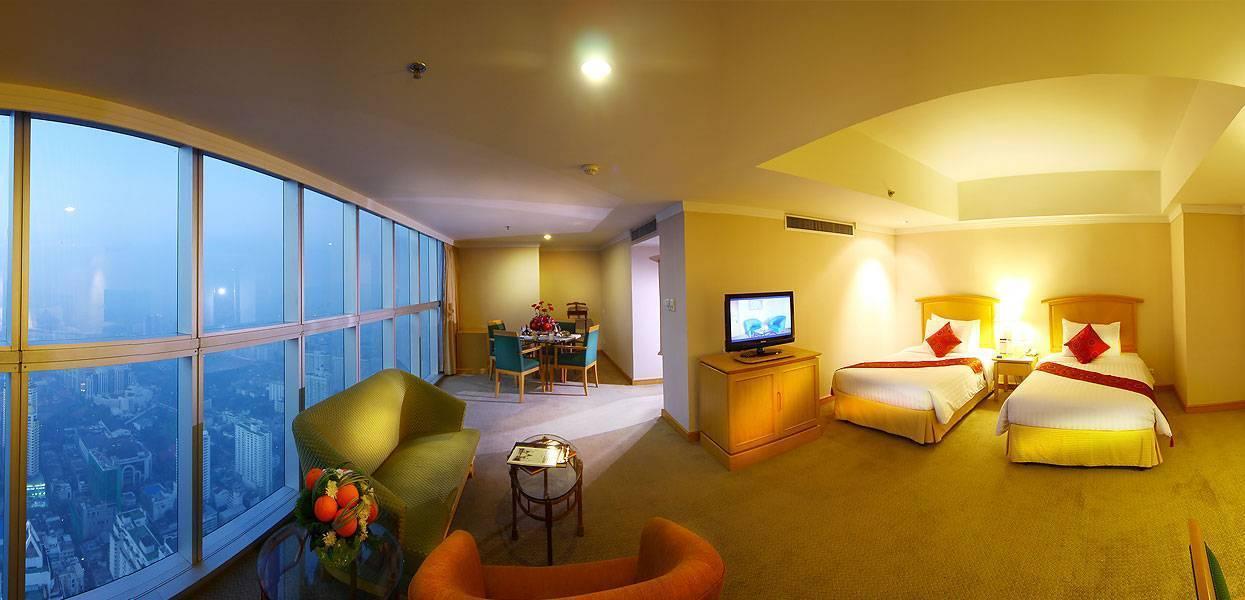 5342 реальных отзыва - отель baiyoke sky hotel | booking.com