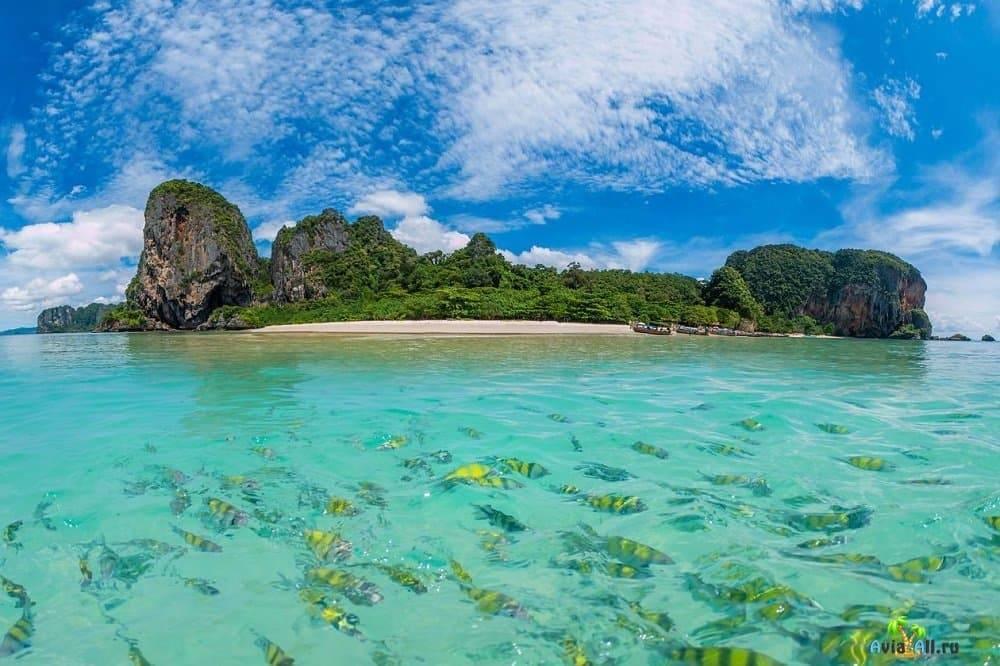 Какое море омывает пхукет в таиланде?