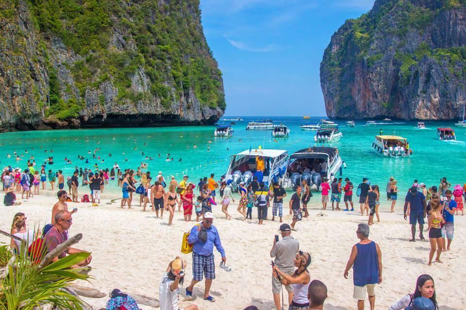 Острова тайланда: самуи, пхукет, ко чанг, пхи-пхи, ко липе