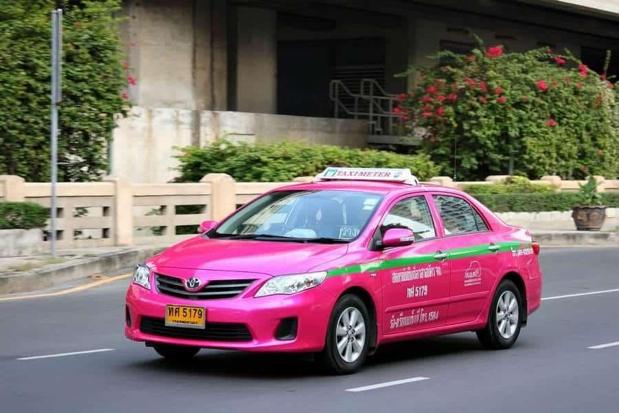 Из аэропорта бангкока в паттайю на автобусе, такси и поезде – как добраться?