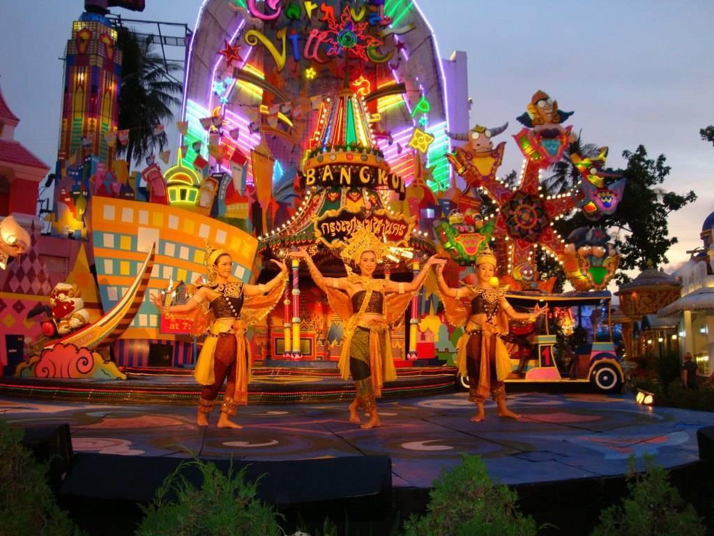 Парк развлечений «шоу фантазия» на острове пхукет, тайланд: фото и видео, show fantasea phuket на карте, а также отзывы. » карта путешественника