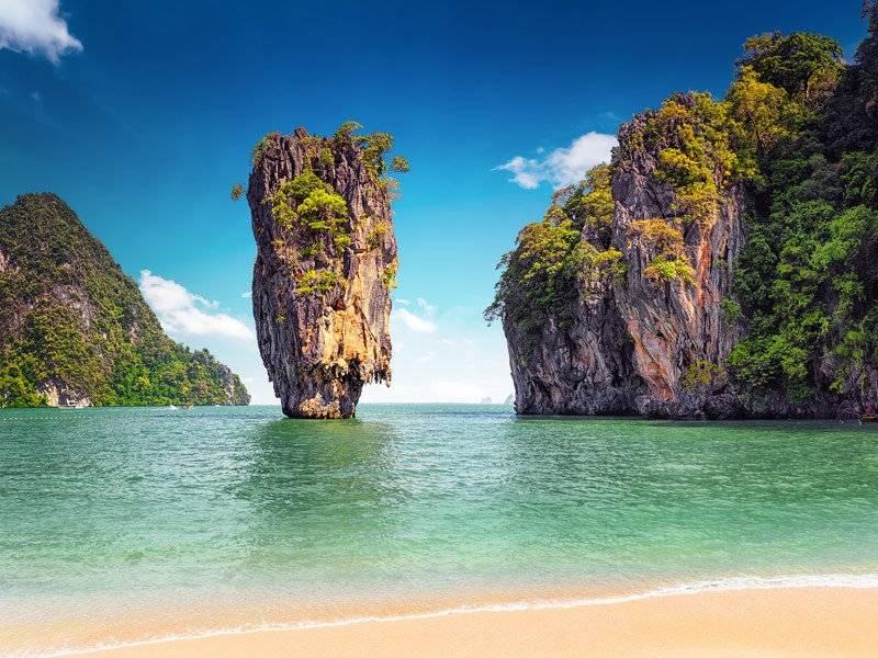 Какое море в тайланде, чем омывается — сиамский залив, андаманское море