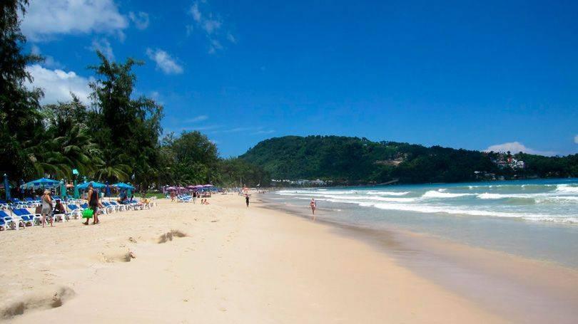 Лучшие пляжи пхукета: какой выбрать, рейтинг мест — туристим