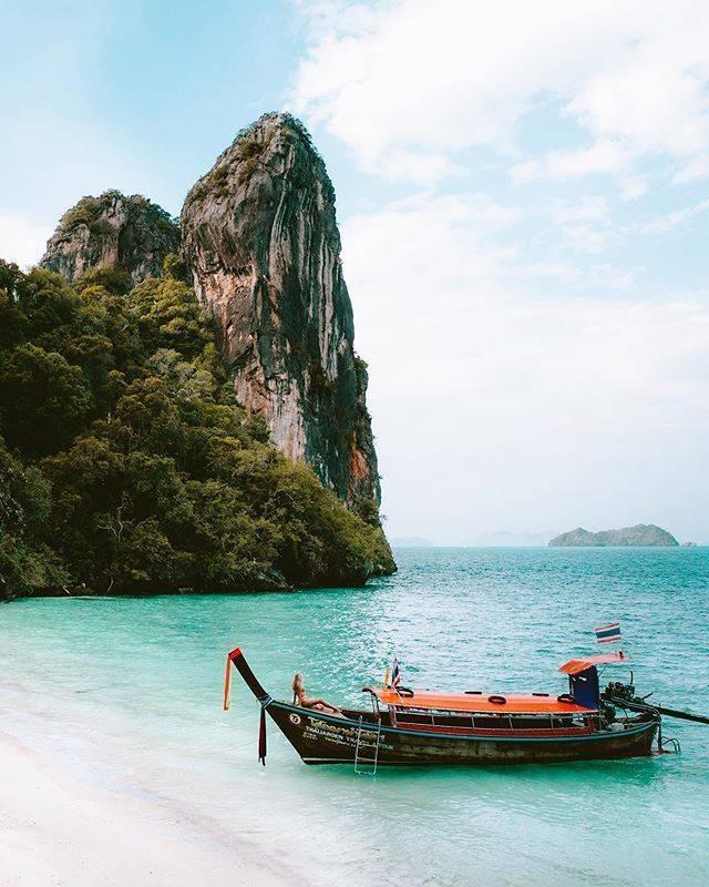 Какое море в тайланде: паттайе, пхукете, на самуи.