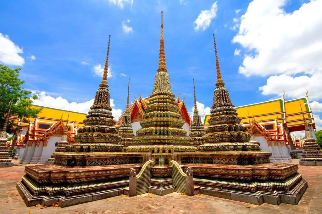 Храм ват пхо (лежащего будды) в бангкоке: подробности, фото