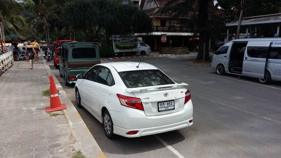 Аренда и прокат авто в тайланде