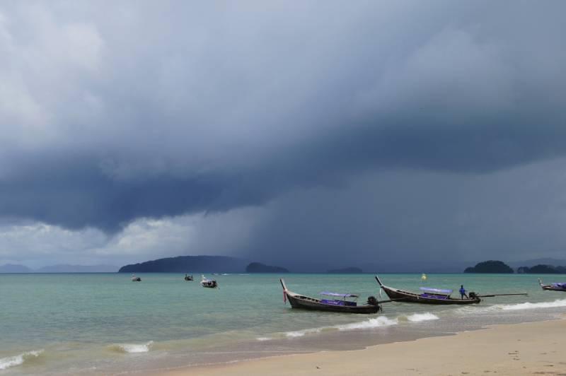 Краби, таиланд - долгосрочный прогноз погоды для краби 2021