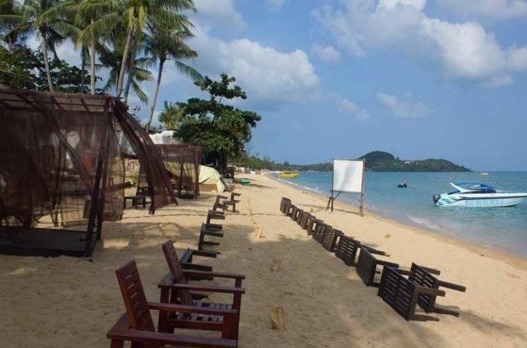 Все пляжи самуи и лучшие пляжи острова, карта и мои отзывы
