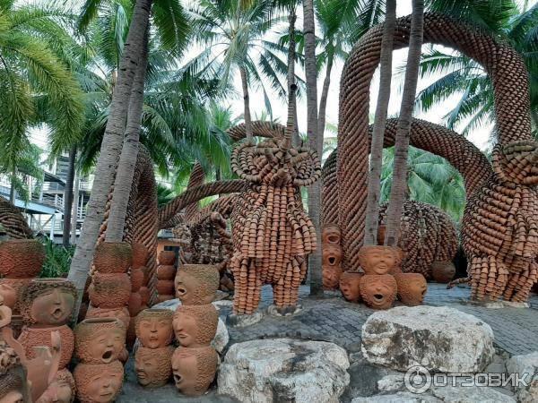 Нонг нуч, паттайя. экскурсия в тропический сад мадам nong nooch. вы тоже должны это увидеть!