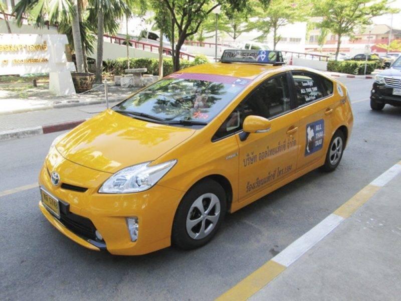 Стоимость такси бангкок-паттайя — как заказать онлайн или на месте