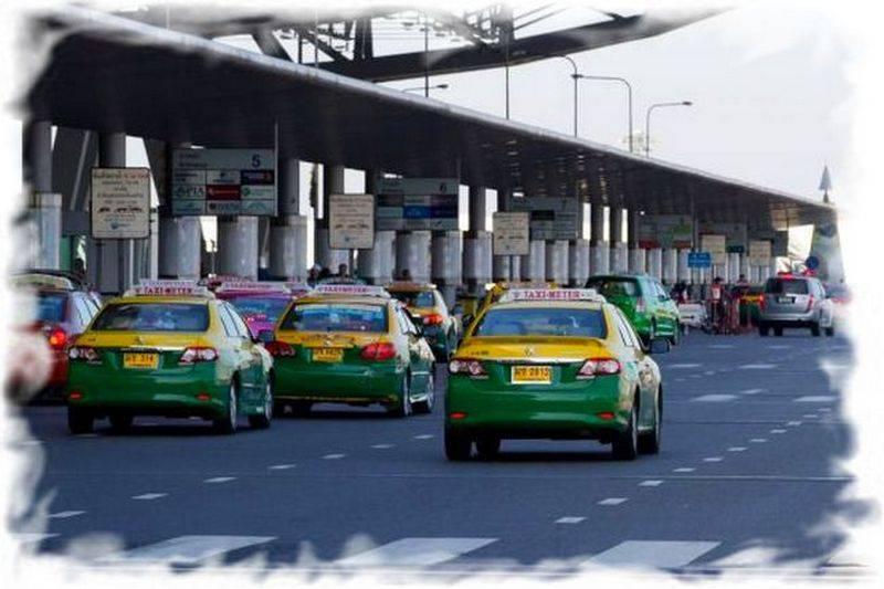 Трансфер из аэропорта бангкока