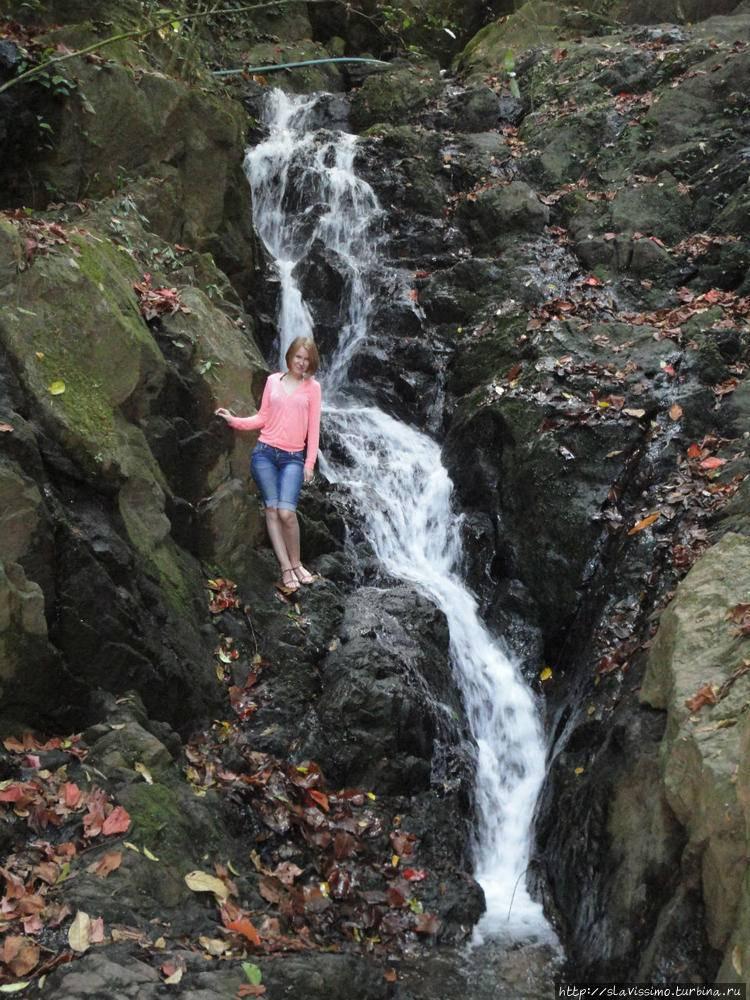 Красота водопадов пхукета ???? не оставит равнодушными