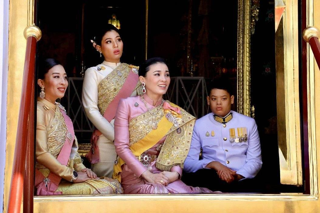 Новый король тайланда рама 10: фото и биография