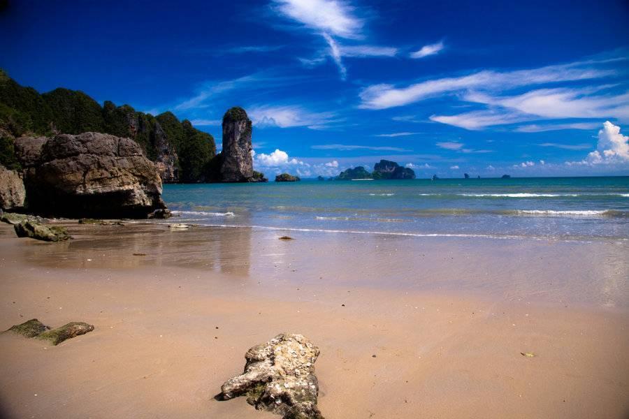 Все пляжи краби (ао нанга) и лучшие пляжи — описание из личного опыта