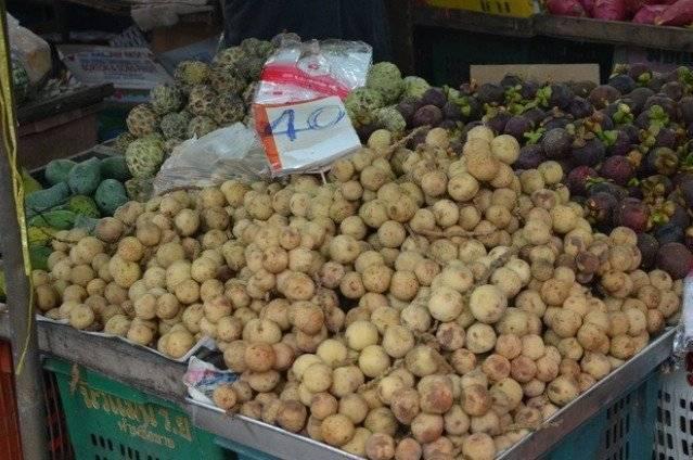 Вывоз фруктов из таиланда в россию