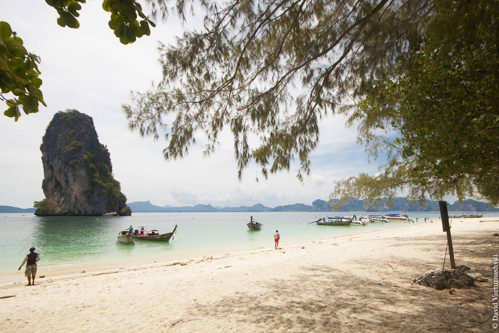 Погода на краби: сезоны для отдыха на популярном курорте